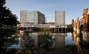 City of Glasgow College Riverside Campus. Education. Contractor - Sir Robert McAlpine.