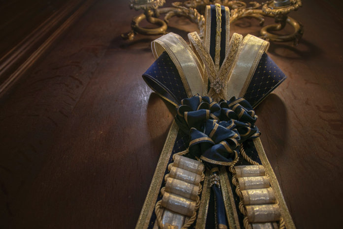 El detalle y el cuidado artesanal caracterizan a cada ornamento diseñado por Marisa García Noziglia.