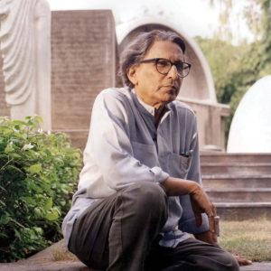 Balkrishna Doshi.